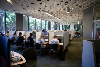 Law Library Student Lead Space