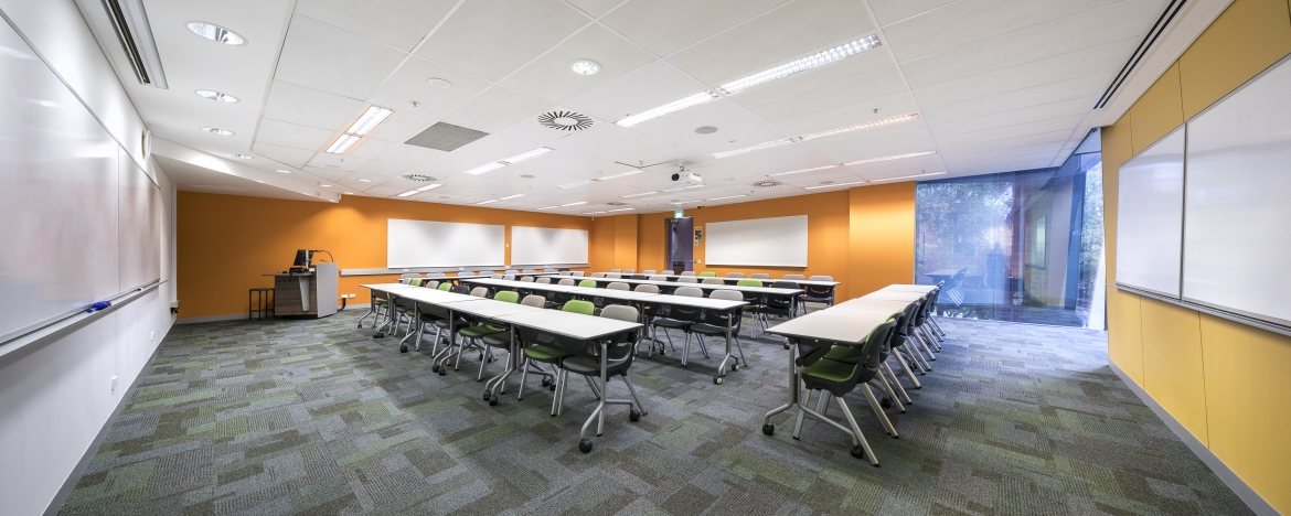 K-F8-203 - Law Building 203a